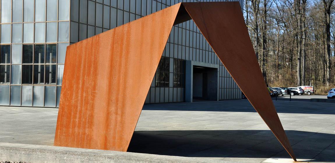 Armeeausbildungszentrum in Luzern - Raucherlounge