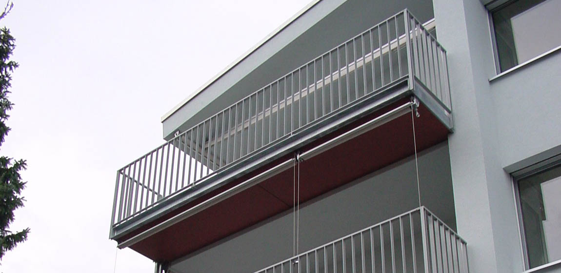 Privatobjekt in Luzern - Balkonsanierung