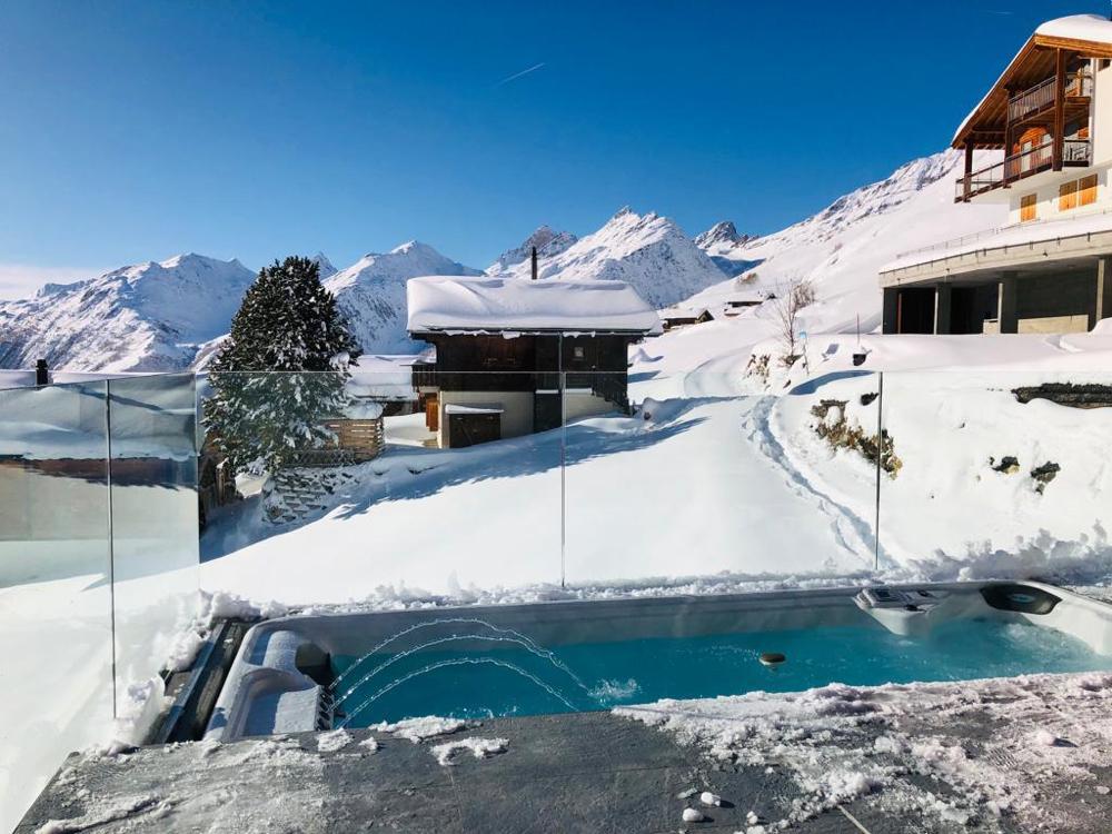 der energieeffizienteste Swim Spa am Markt