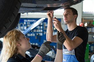 Central-Garage Hess AG - Autoservice - Klimaservice