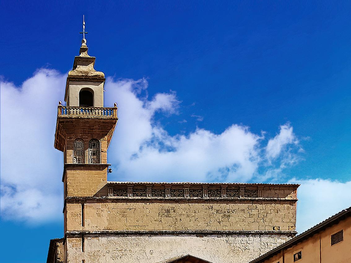 O Convento de Santa Clara
