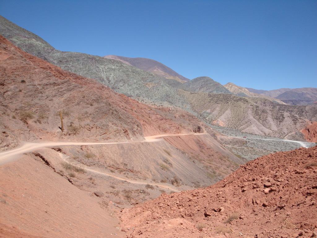 Purmamarca, Argentinien