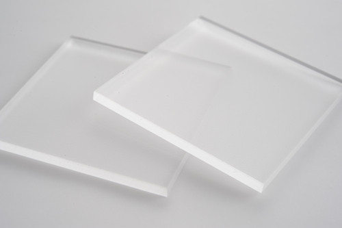 a1a21d96fa3c Matt Clear (1side only) - Acrylic display design production Singapore