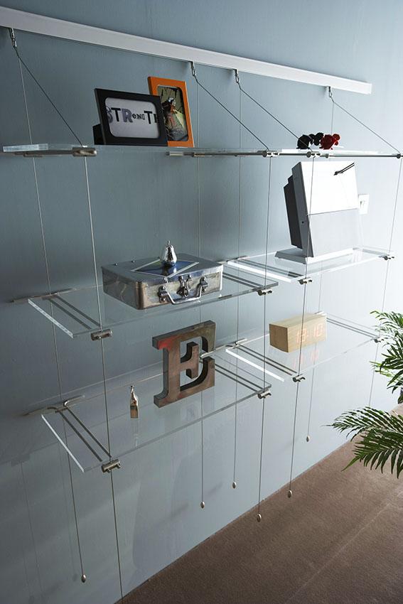 Acrylic DIY display - Acrylic display design production Singapore