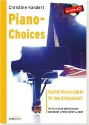 Christine Kandert: Piano Choices