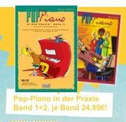 Michael Gundlach: Pop Piano in der Praxis - Band1 + 2, mit CD