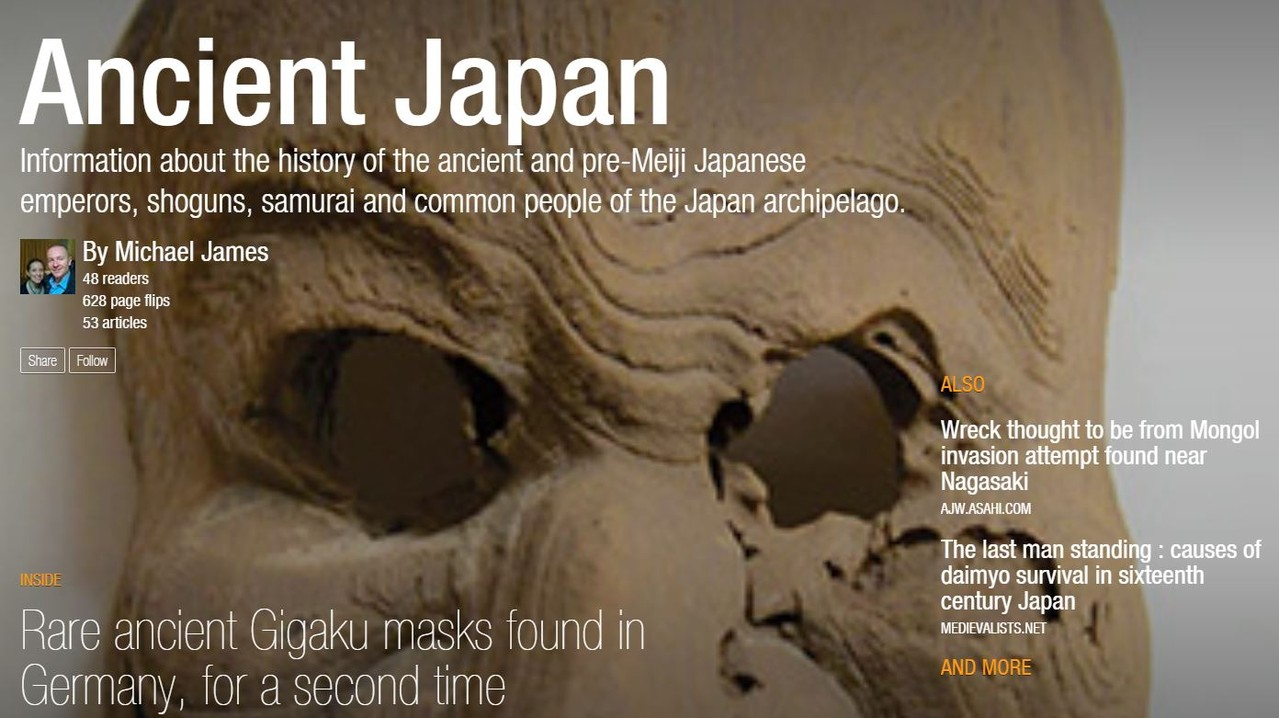 feudal japan sources