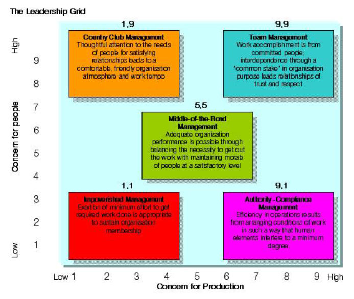 what is leadership style pdf