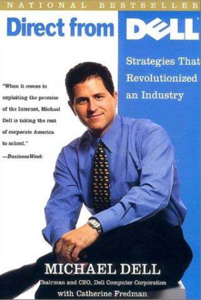 michael dell leadership style