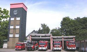 Feuerwache Leverkusen Schlebusch