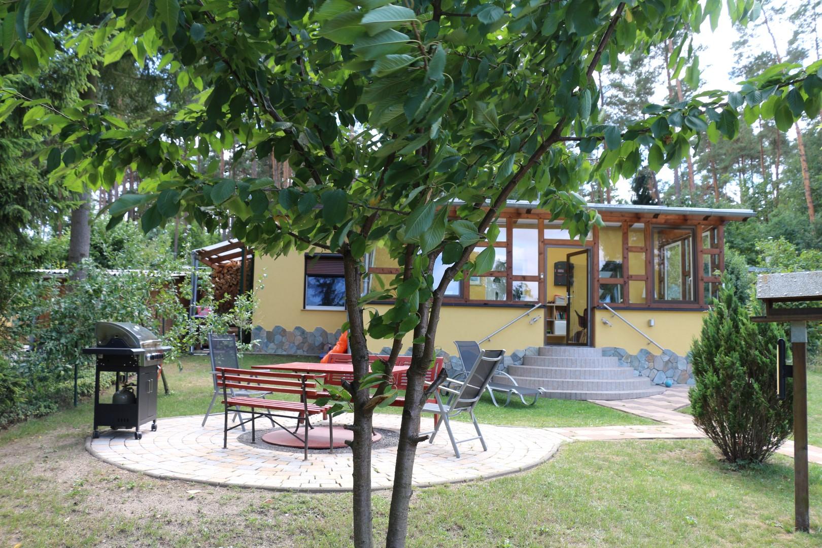 Ferienhaus Baalsee Aussen 2