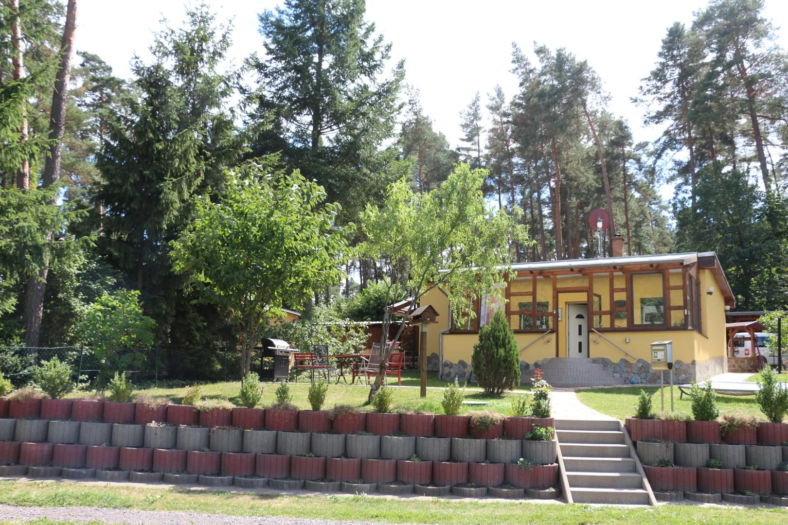 Ferienhaus Baalsee Aussen 3
