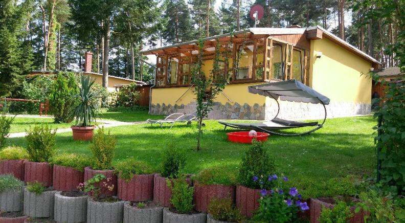 Ferienhaus Baalsee- Ansicht aussen 1