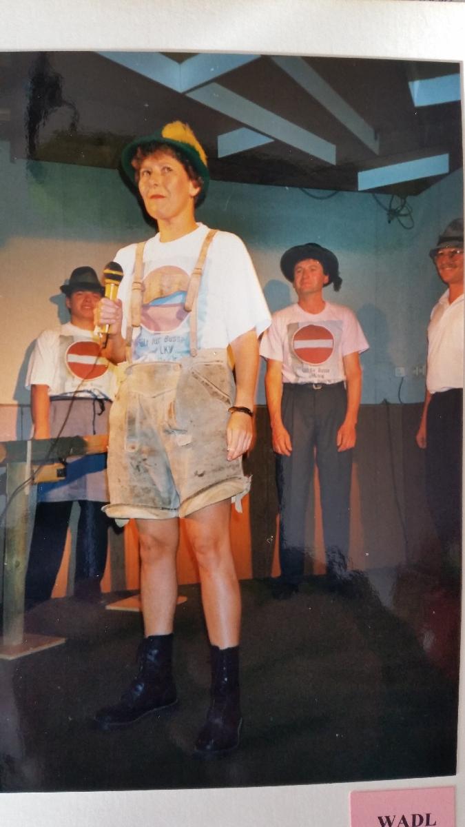 1993 Einbahn-verkehr