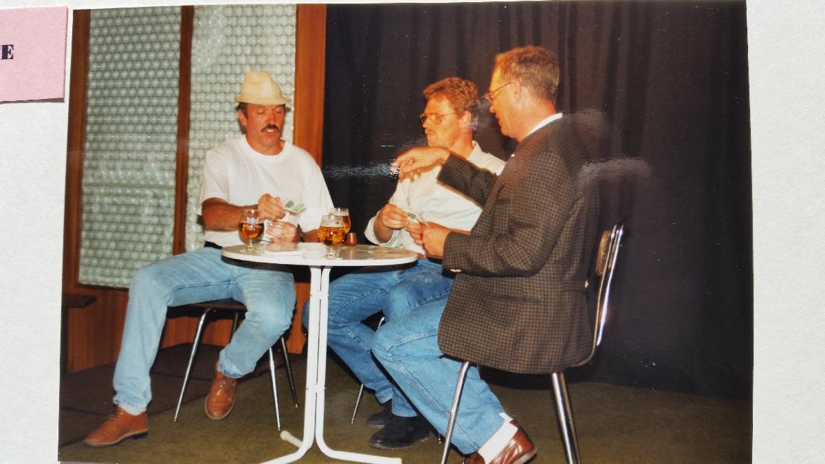 1995 Bieder und Böse