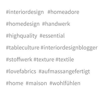 #interiordesign #homeadore #homedesign #handwerk # highquality #essential #tableculture #stoffwerk #textile #aufmassangefertigt #home #maison #wohlfühlen