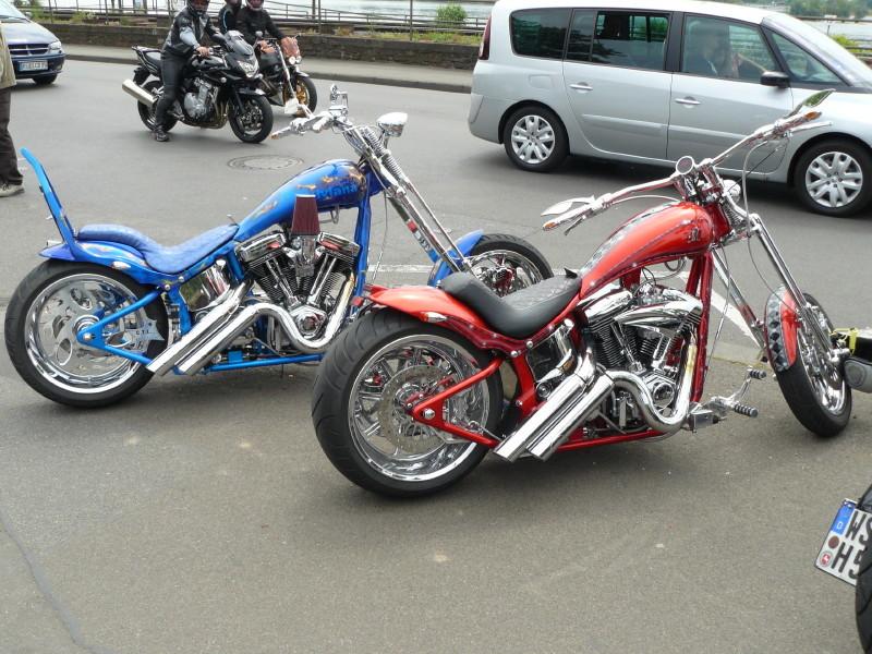 Harley-Treffen in Rüdesheim 3