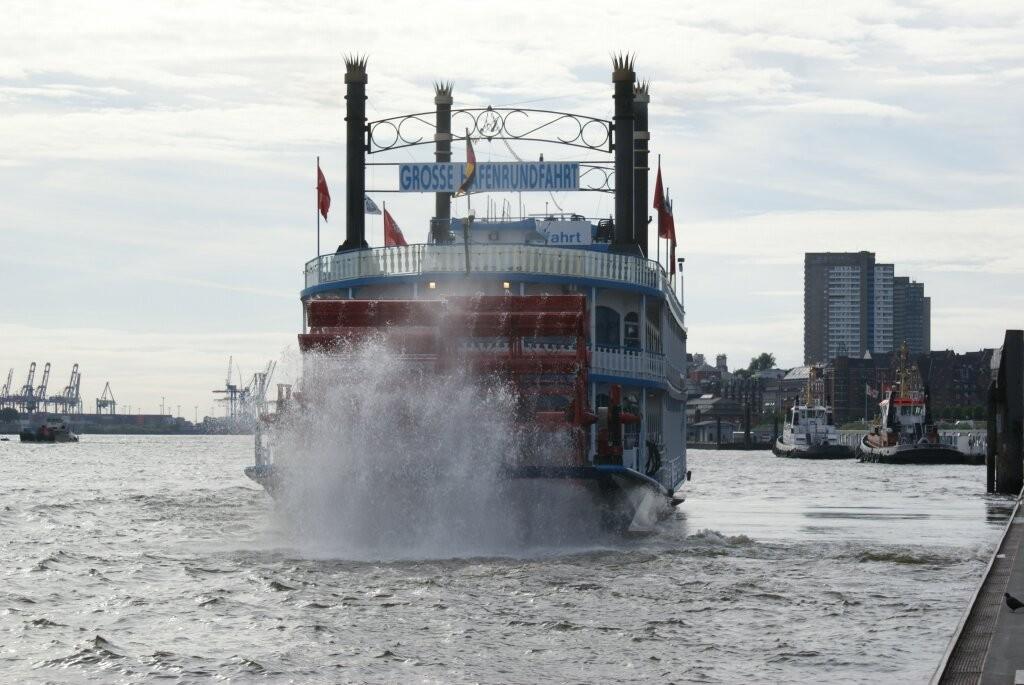 Eine Hafenrundfahrt gefällig?