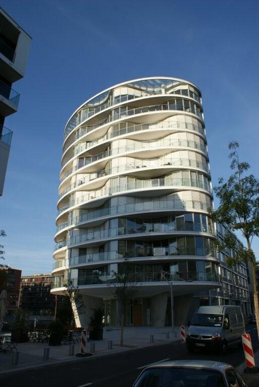 Spektakuläre Architektur.