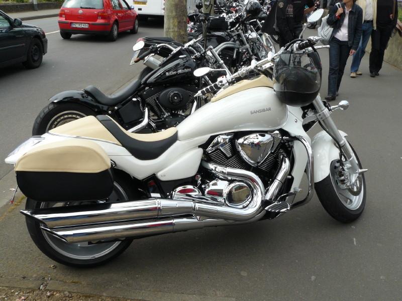 Harley-Treffen in Rüdesheim 1