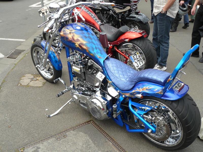 Harley-Treffen in Rüdesheim 4