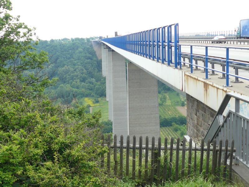 Die Moselbrücke Dieblich Winningen