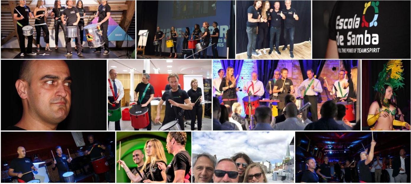 10 Jahre Escola de Samba GmbH & Co. KG