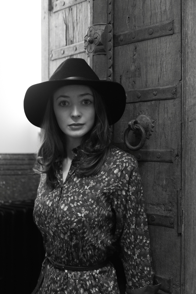 Bluse von Lucy de Luca