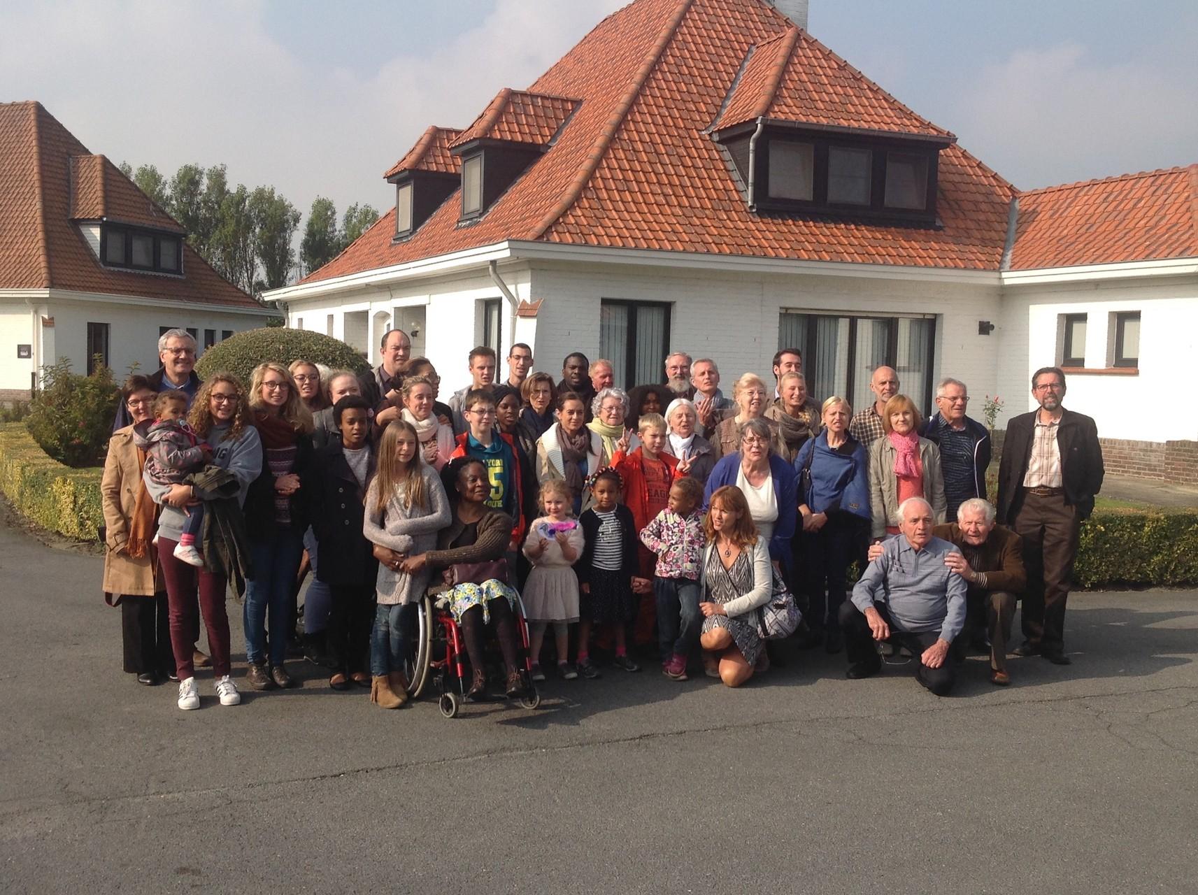 Participants de la retraite 2015