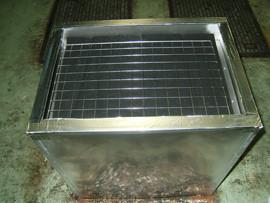 特殊フィルター内臓発生ガス除去装置