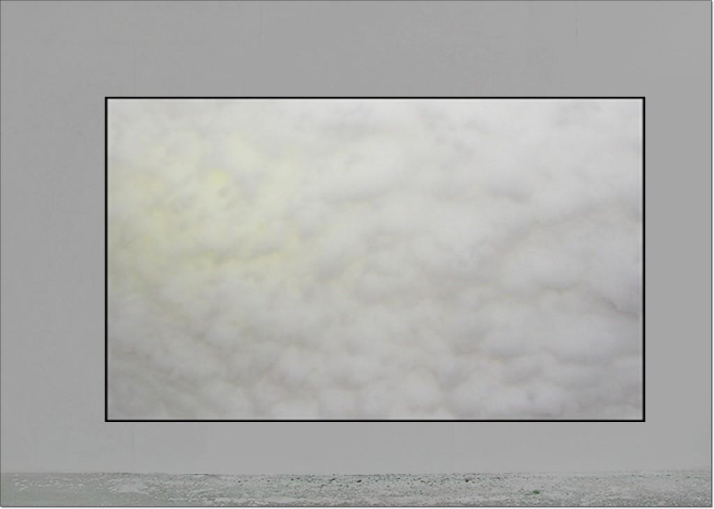 Extrem,sensibel und rational - Free minded  220 x 160cm