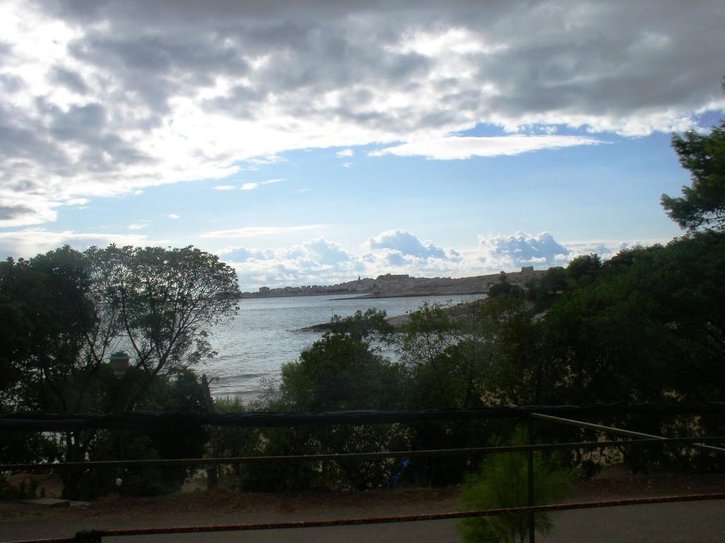 Rundum Bilder vom Strand des CP.