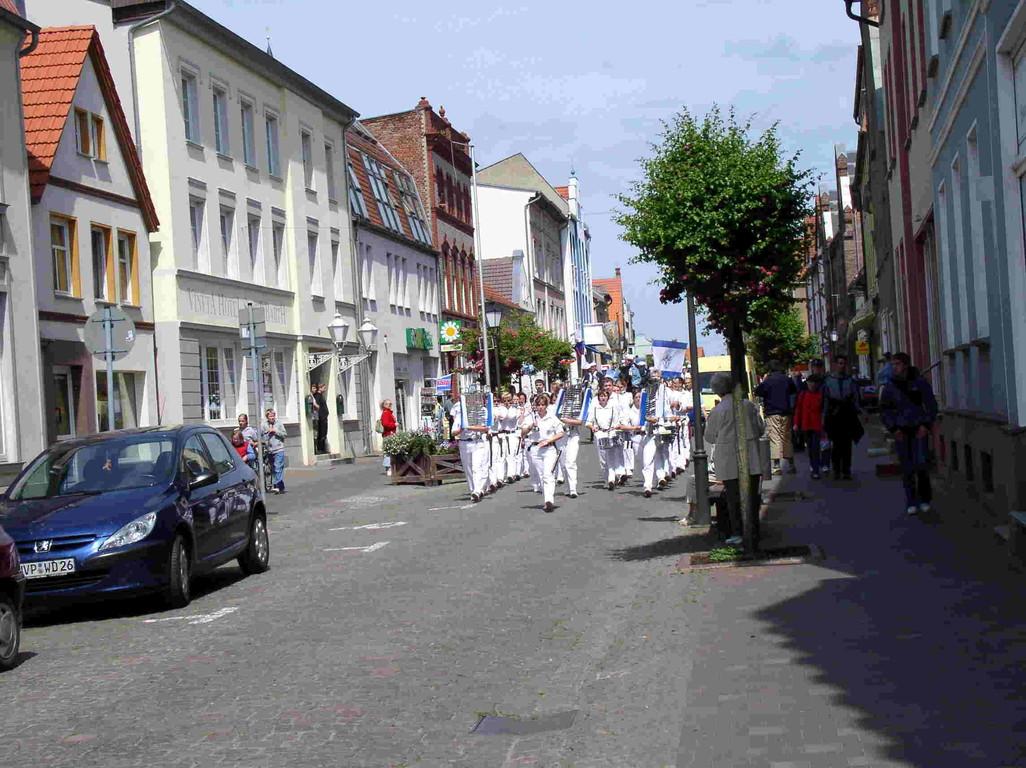 Altstadt von Barth