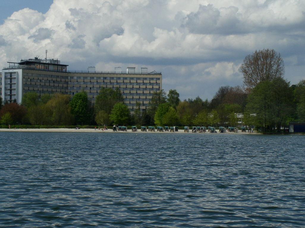 4 Seenrundfahrt auf der Müritzin Waren.