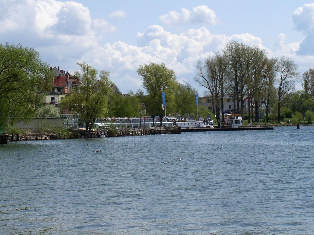 4 Seenrundfahrt auf der Müritz.