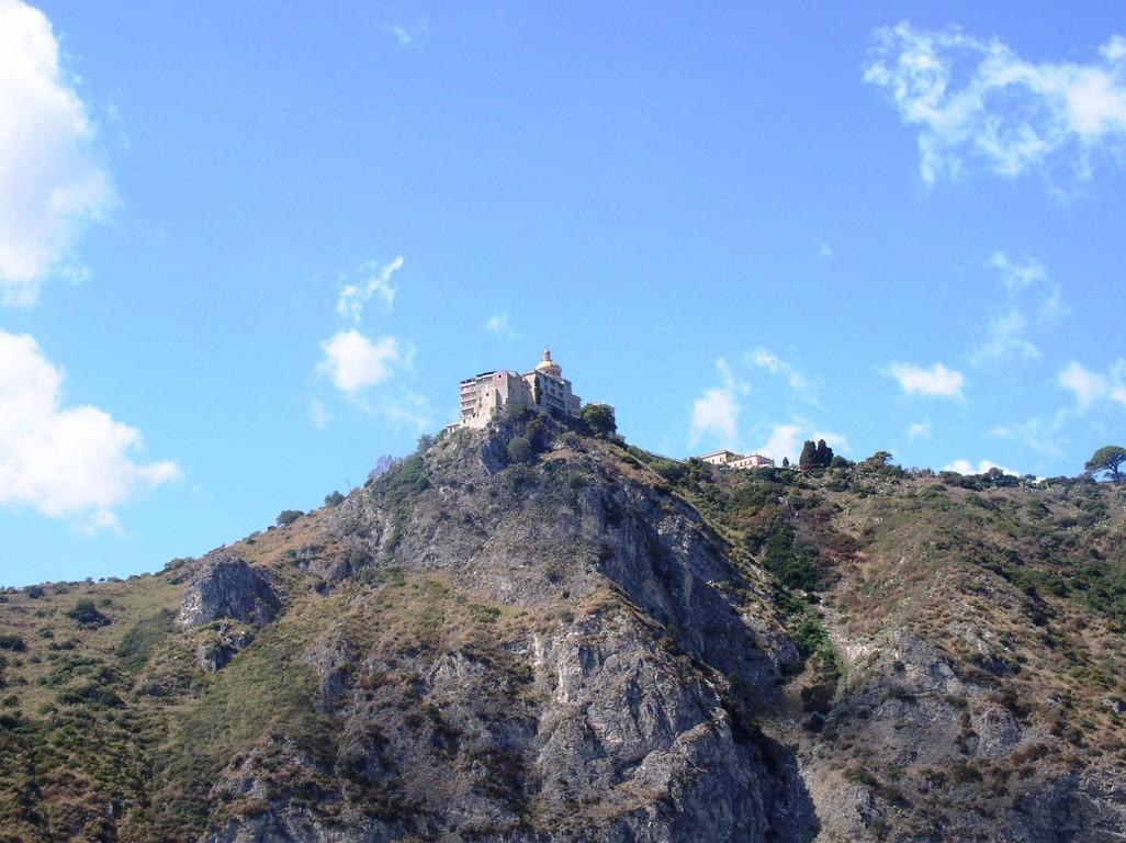 Wallfahrtskirche Tindari