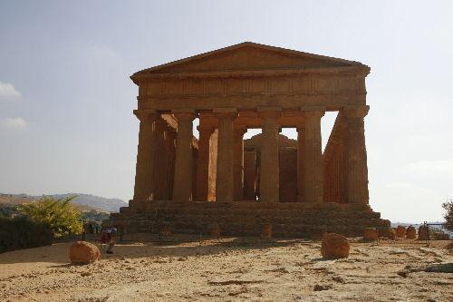 Tempel di Concordia