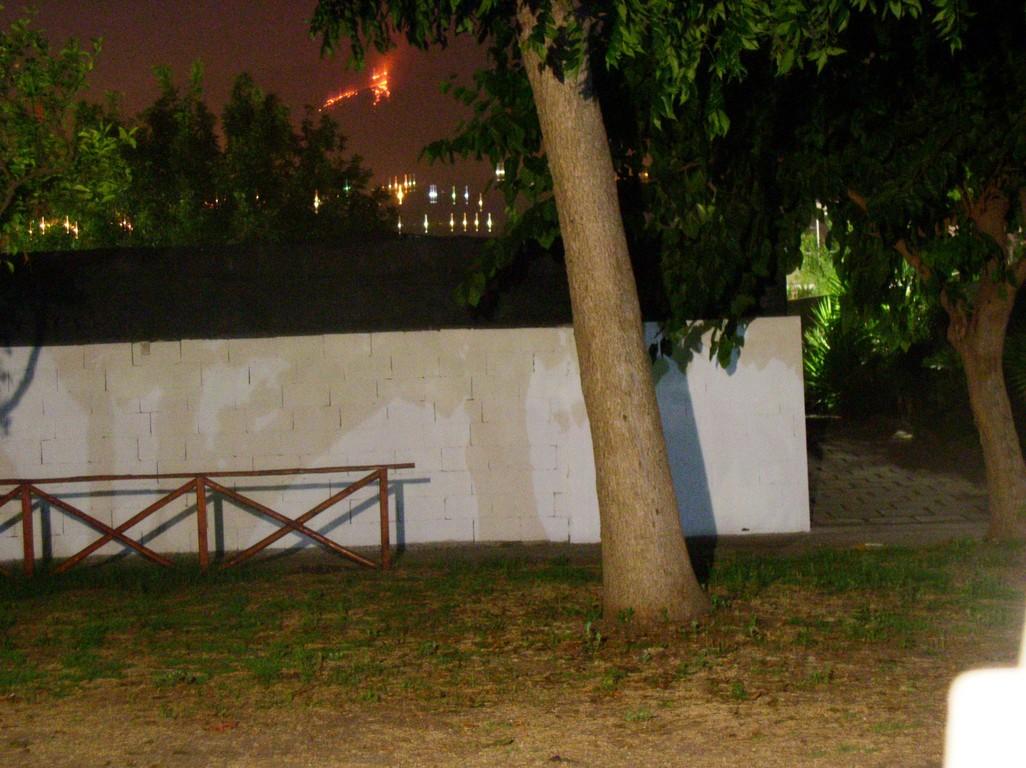 Etna bei Nacht