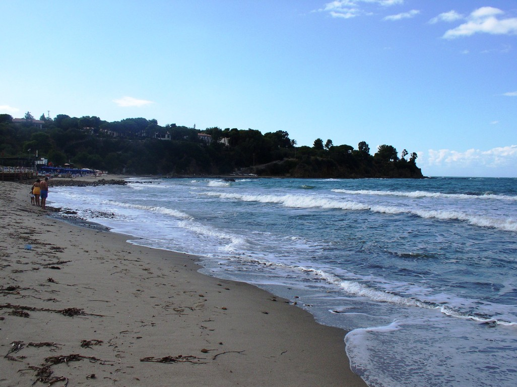 Strand des CP Costa Ponente