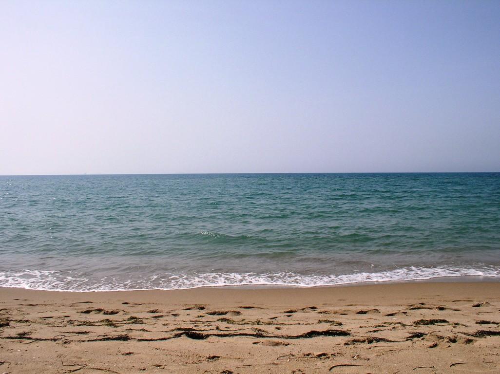 Strand vom SP Scarabeo