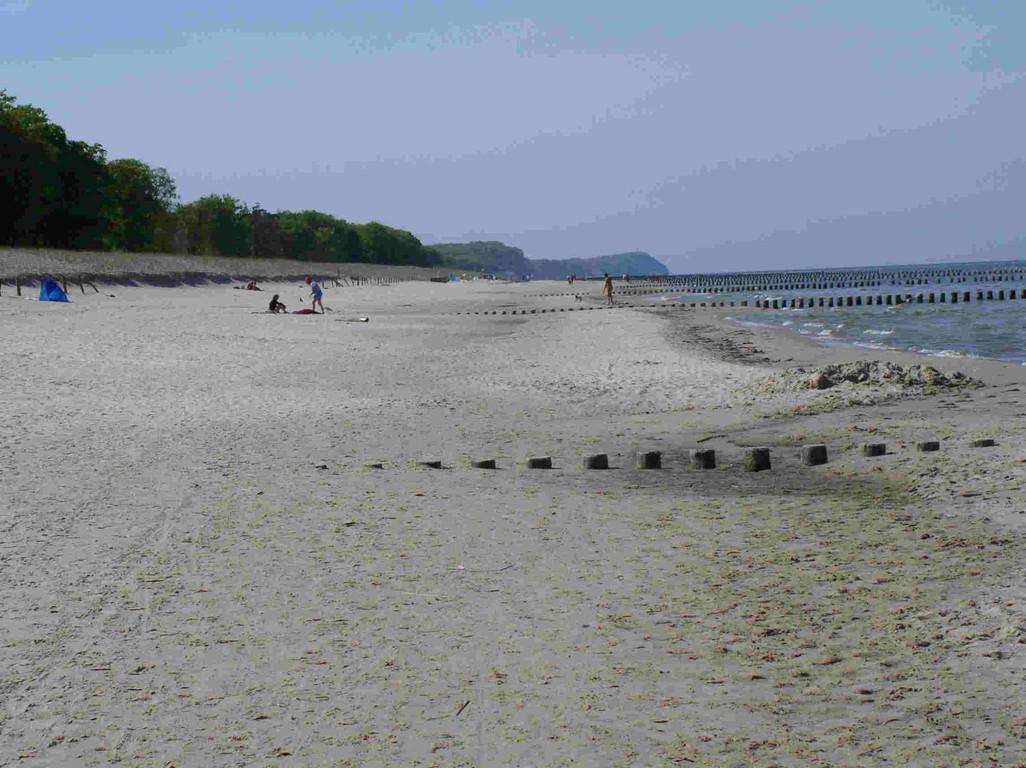 Strand von Heringsdorf
