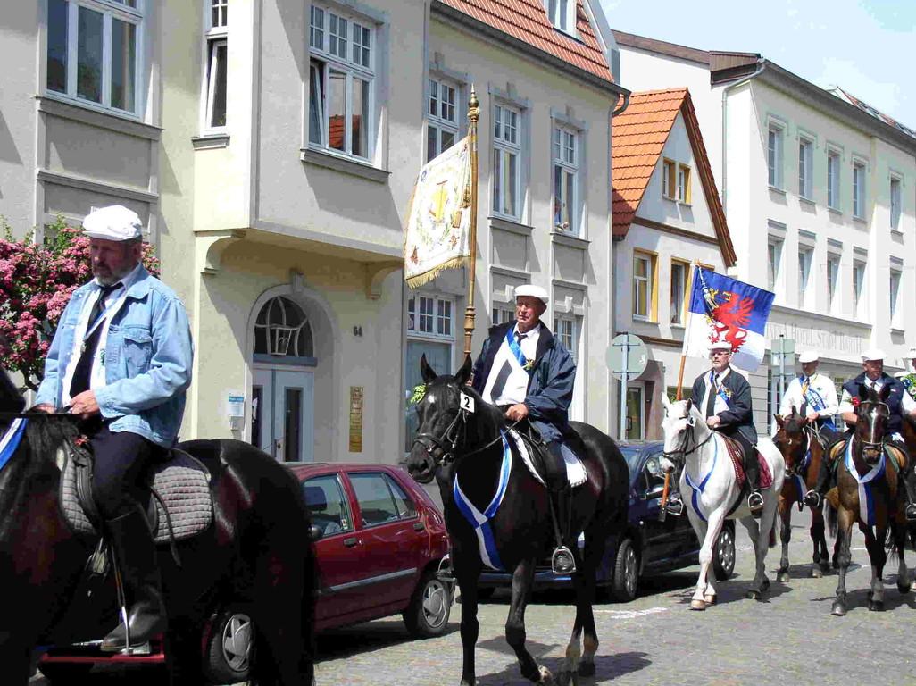 Altstadt von Barth (Dorffest)