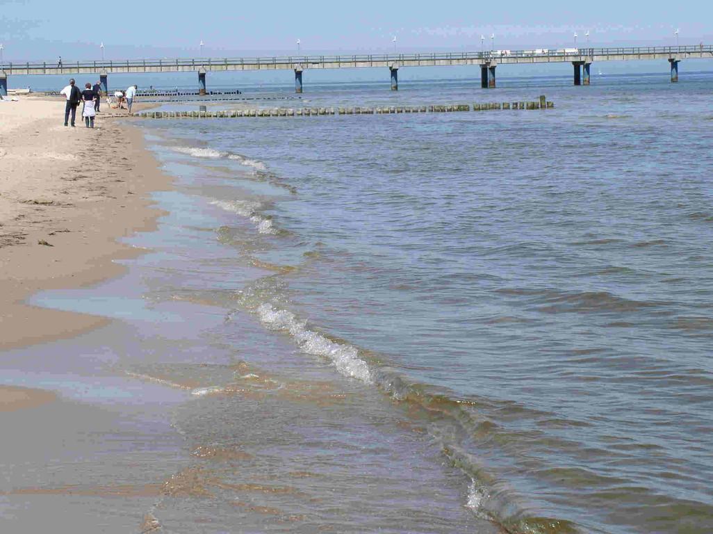 Strand von Bansin