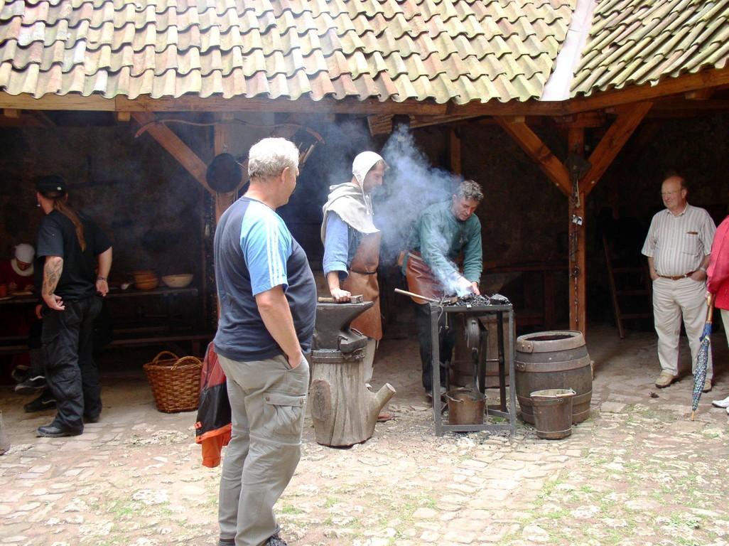 Im Burghof