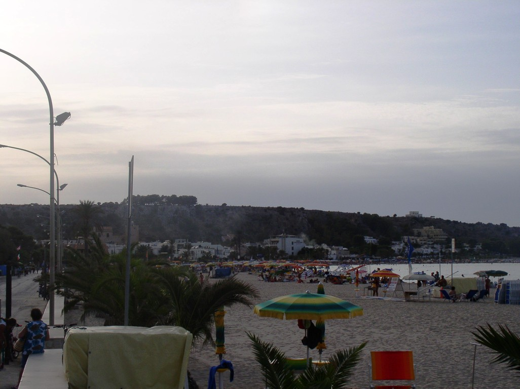 Strandpromenate von San Vito la Capo