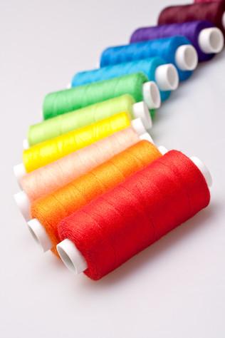 Threads and Needles at Ealing Fabrics London