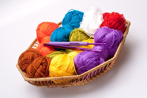 Cotton Wool and Yarns for Sale at Ealing Fabrics London, At a store near me-