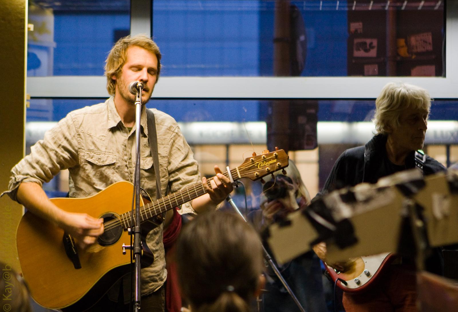 Michelle-Records, Hamburg - Gisbert zu Knyphausen (2008)