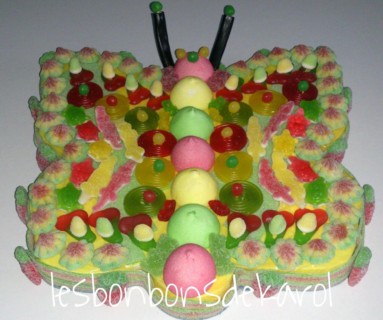 PAP' TRICOLOR 35 € (1 kg bonbons - diam 43 cm