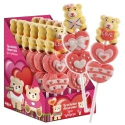 Sucette marshmallow love 2,50 €